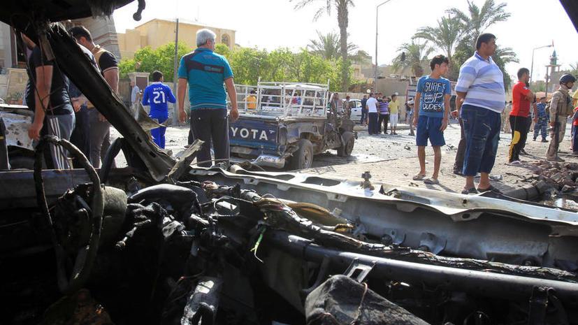 Серия взрывов в Ираке: 31 человек погиб, почти 200 получили ранения