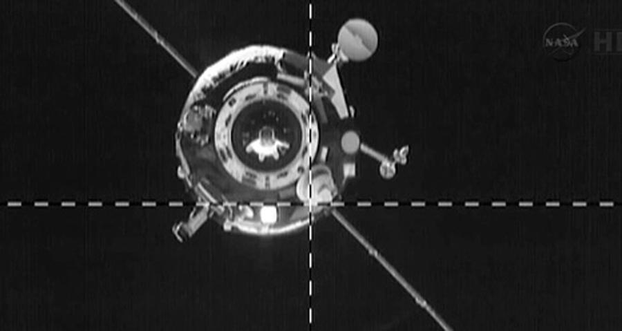 Космический корабль «Прогресс» отстыкуют от МКС