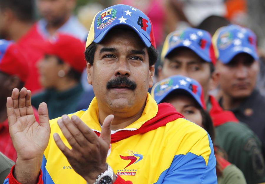 В день похорон Чавеса присягу на должность и.о. президента Венесуэлы принесет его соратник