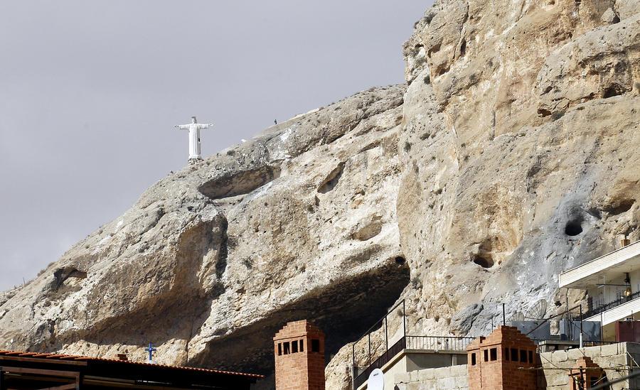 Сирийские боевики уничтожили более 60 христианских храмов и монастырей