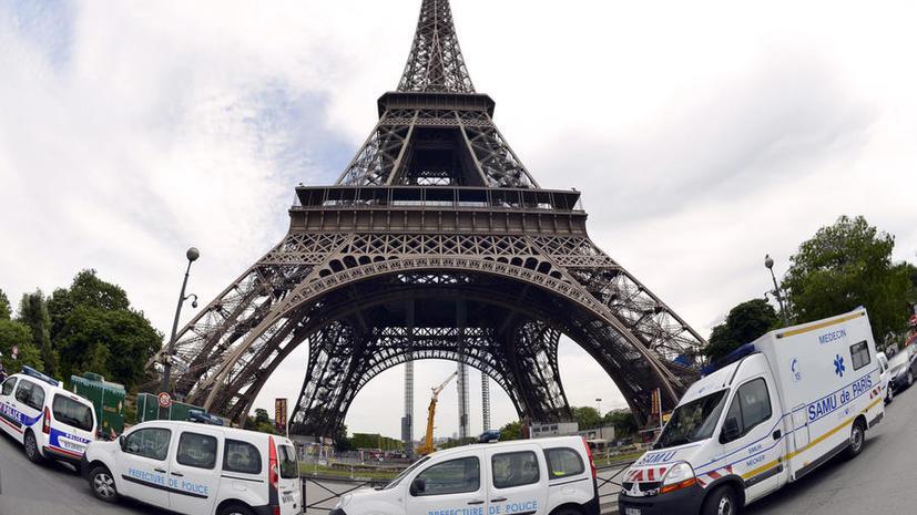 Во Франции задержаны шестеро предполагаемых террористов
