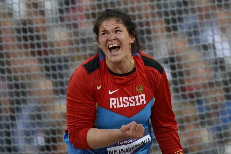 Российскую легкоатлетку Пищальникову лишат медали Олимпиады из-за допинга