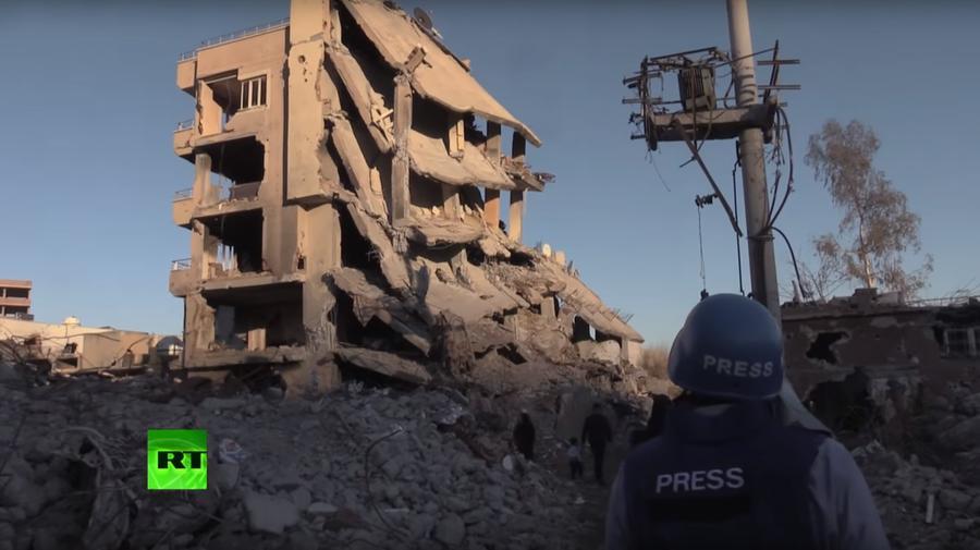 Враг у ворот: турецкая спецоперация в Курдистане глазами RT