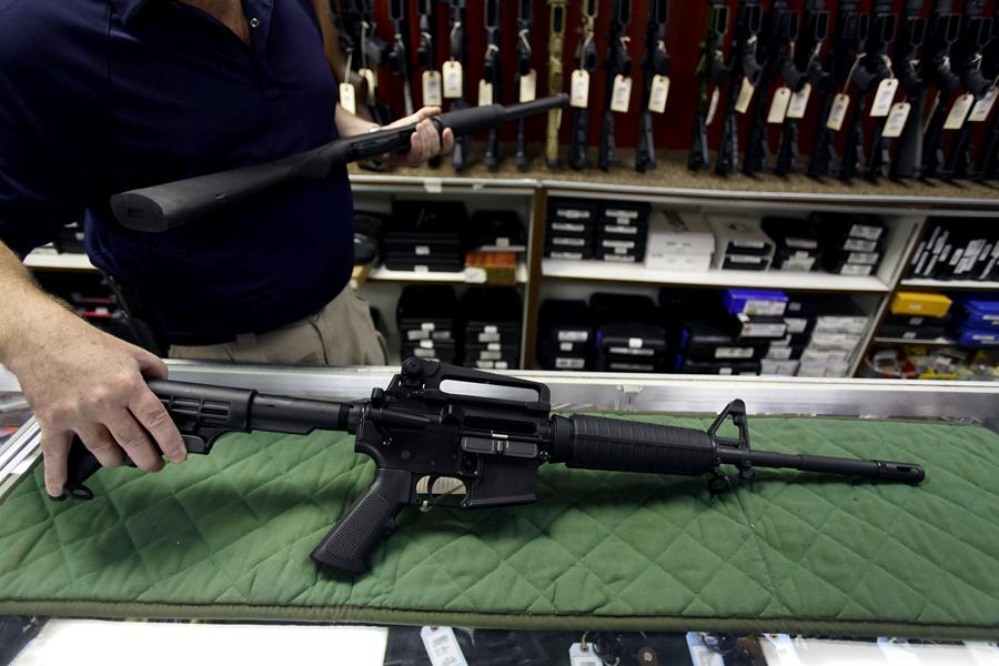 В США за три дня скупили трехлетний запас винтовок