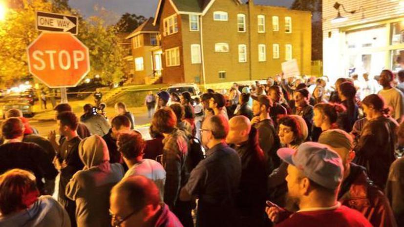 В Сент-Луисе вспыхнули протесты после убийства подростка полицейским