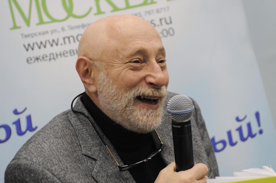 Григорий Остер напишет школьный учебник по ОБЖ