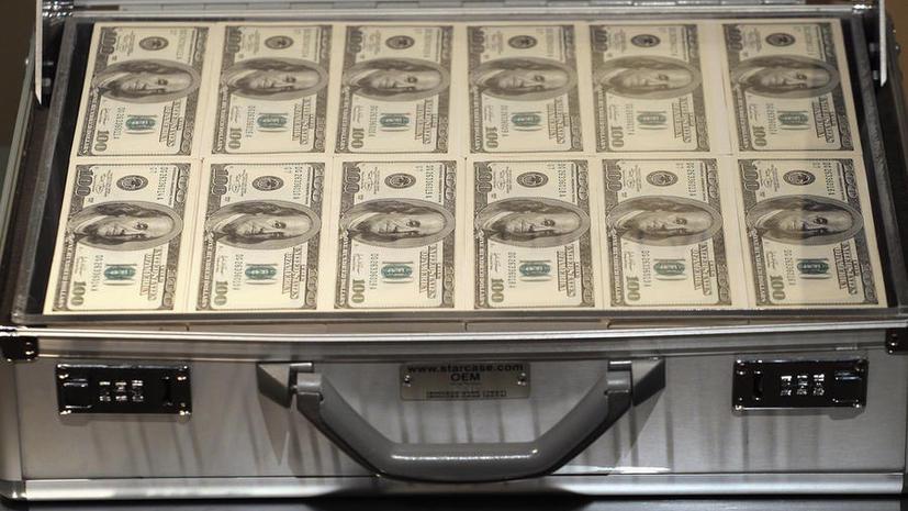 Житель США пытался оплатить счёт купюрой в $1 трлн