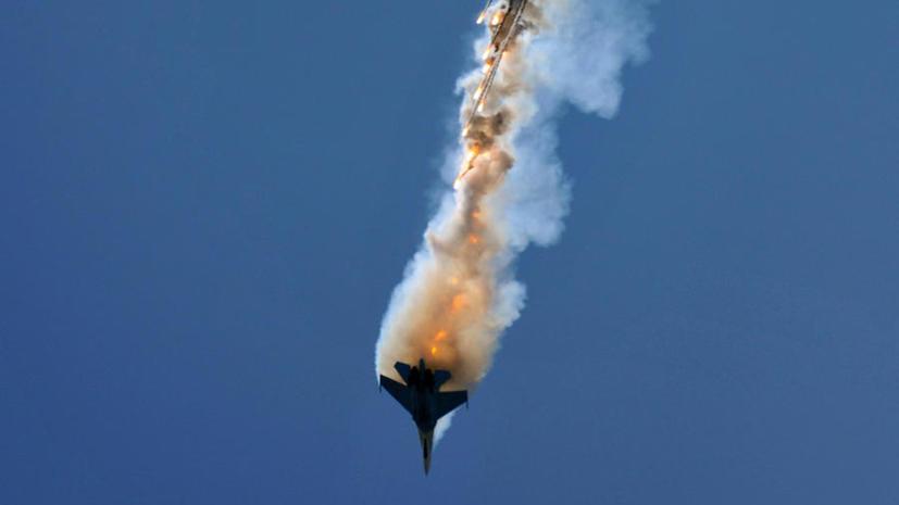 Генерал ВВС России заплатит 5 млн рублей за разбитый самолет
