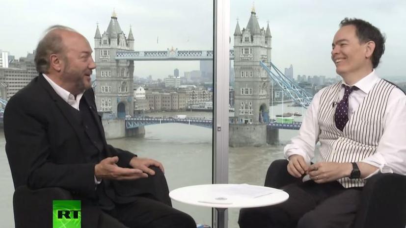 Ведущий RT Макс Кайзер может стать советником мэра Лондона по экономике