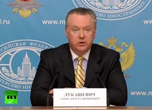 МИД РФ: Нам неясны цели возможного ввода миротворцев ООН на территорию Донбасса
