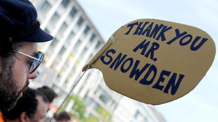 Разоблачение Сноудена: АНБ получало личные данные американских граждан без соответствующего ордера