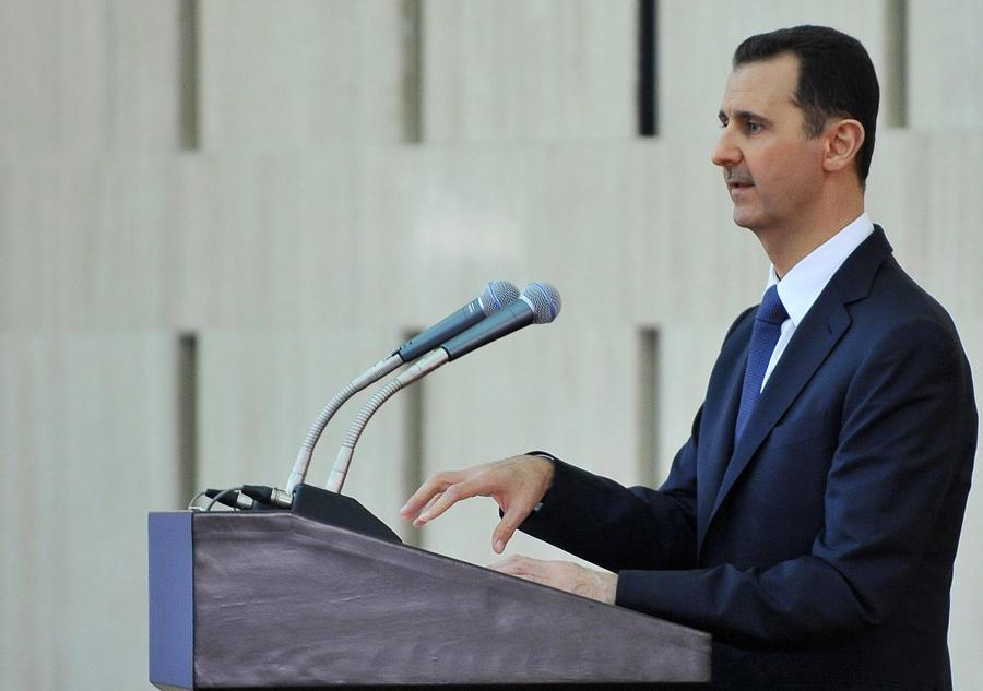 WikiLeaks: США собирались свергнуть Башара Асада  еще в 2006 году