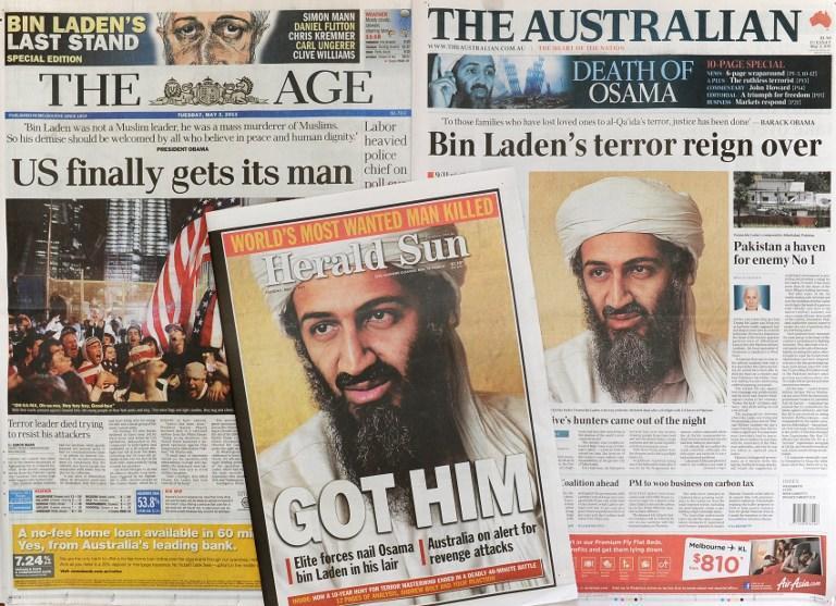Житель США требует от ФБР $25 млн за помощь в уничтожении Усамы бен Ладена