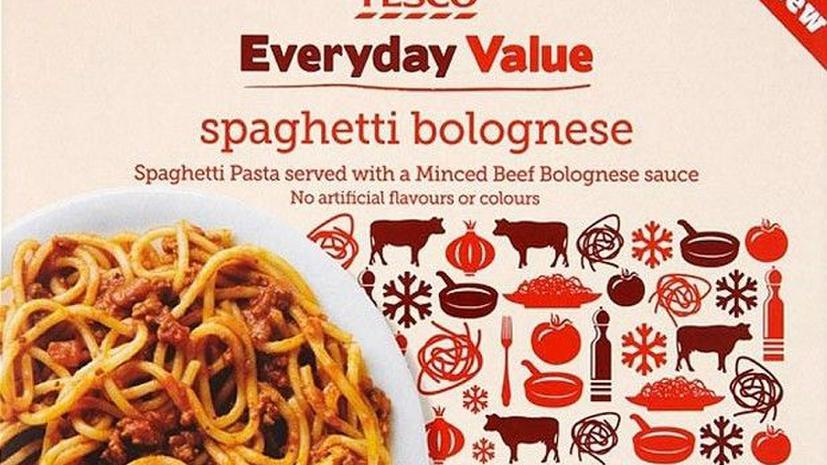 В европейских супермаркетах обнаружены спагетти с лошадиной ДНК