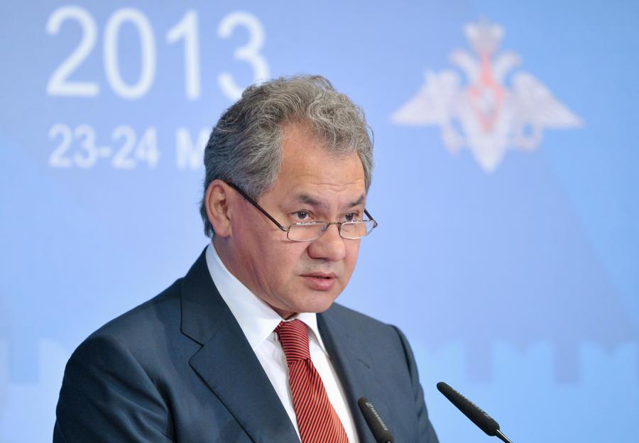 СМИ: Сергей Шойгу предложил сделать МЧС одной из служб Минобороны