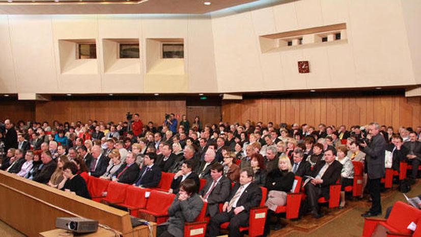 Ассоциация органов местного самоуправления Крыма и Севастополя призывает к введению ЧП на Украине