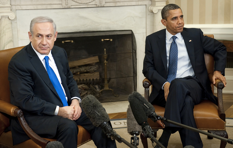 Нетаньяху: Мы определим наши национальные интересы без участия Обамы