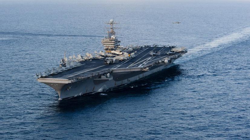 Иран пожаловался в ООН на действия США в Персидском заливе