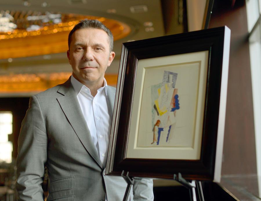 Американец выиграл в лотерею картину Пабло Пикассо стоимостью около $1 млн