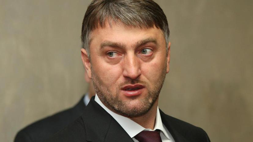 Депутаты-драчуны Журавлёв и Делимханов помирились