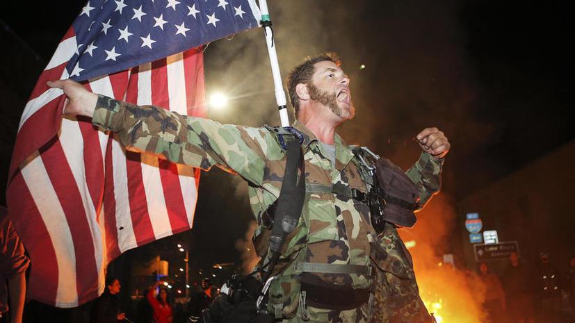 Хроника событий в Фергюсоне: Убийство Майкла Брауна, оправдание Даррена Уилсона, массовые беспорядки