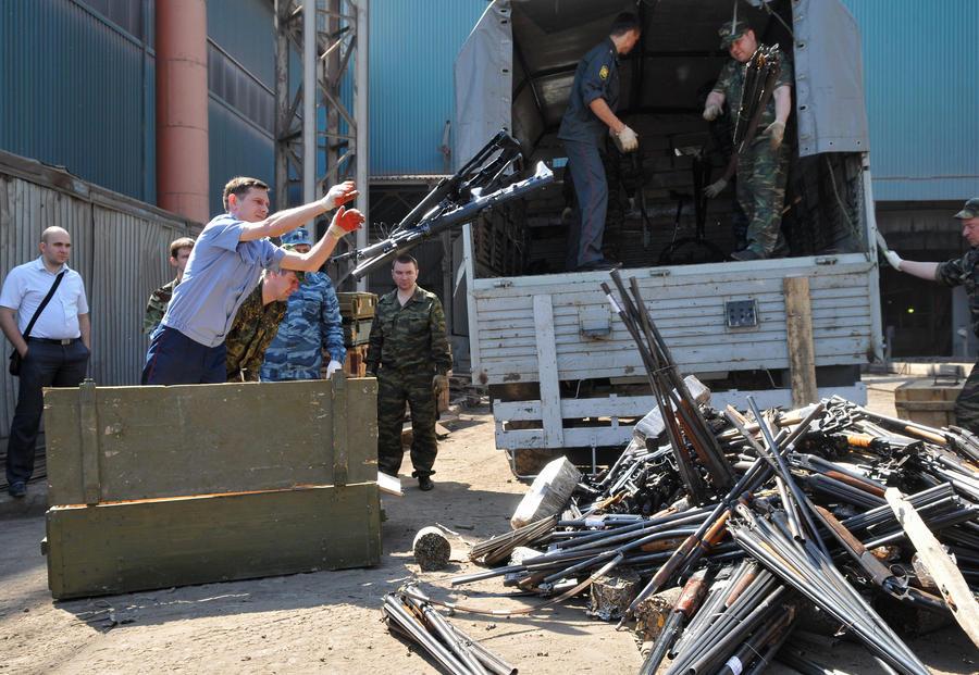 МВД России создаст единую базу данных об оружии