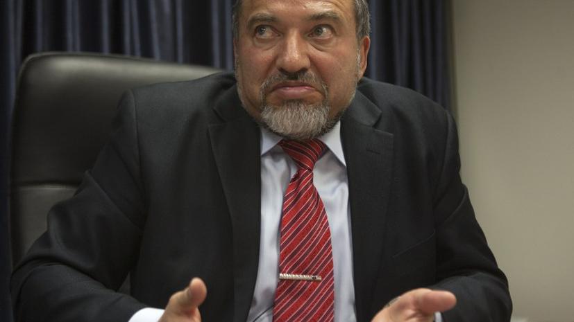 Дело бывшего главы МИД Израиля передано в суд