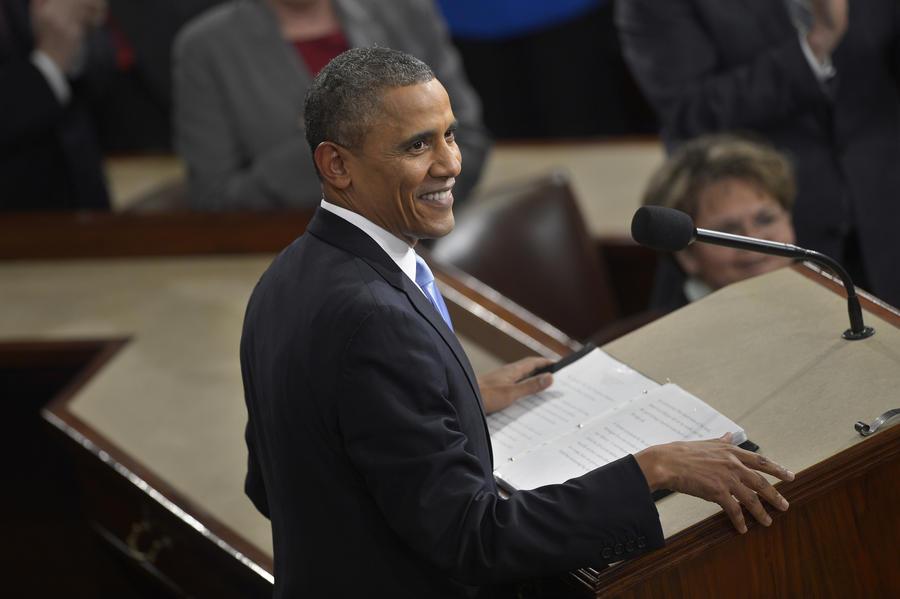 О чём молчит президент: американские журналисты нашли пять неточностей в речи Барака Обамы