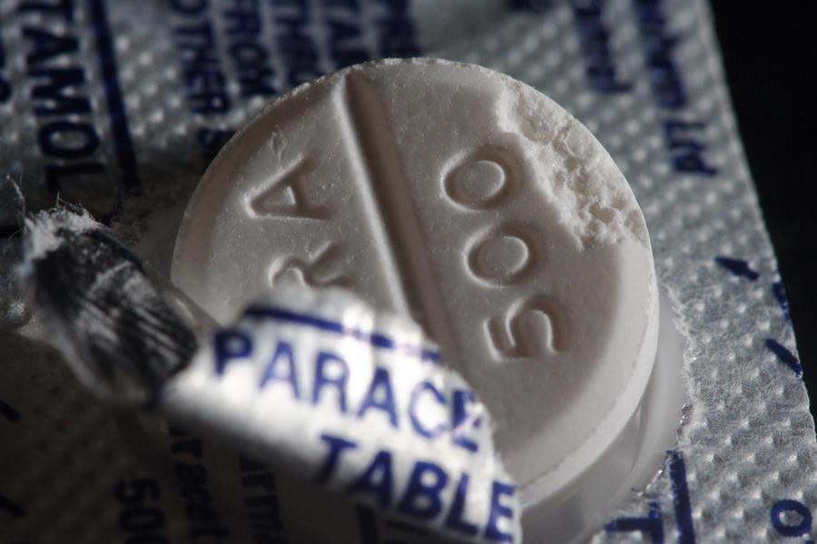 Лекарство от всех болезней: парацетамол избавляет от страха смерти