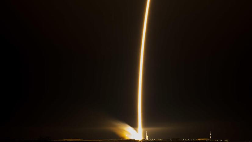 Американский космический корабль Orion: полёт человека на Марс стал ещё ближе