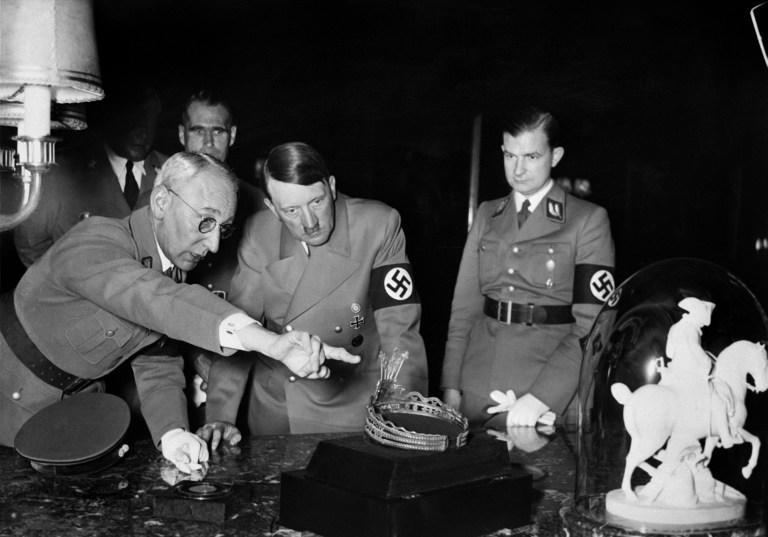 The Independent: нацист Рудольф Гесс был убит по приказу британского правительства
