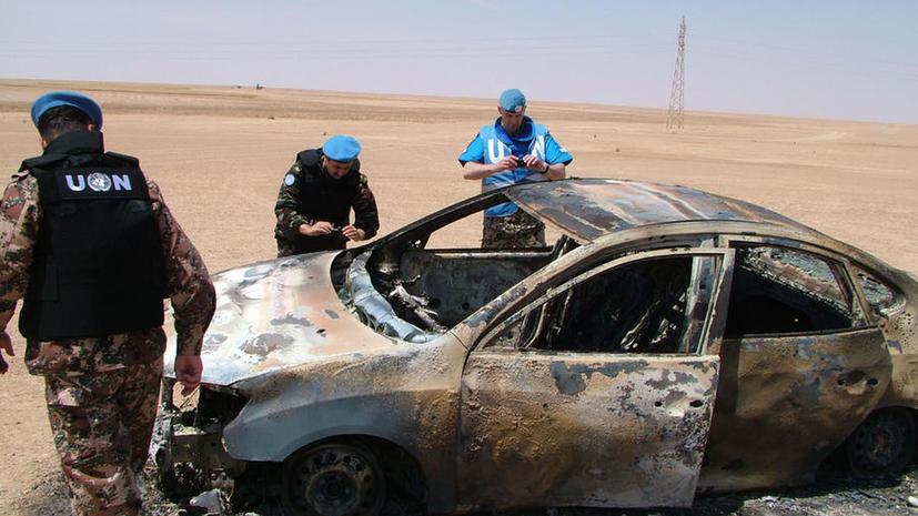 В перестрелке в Сирии убиты британец и американка, сотрудничавшие с боевиками