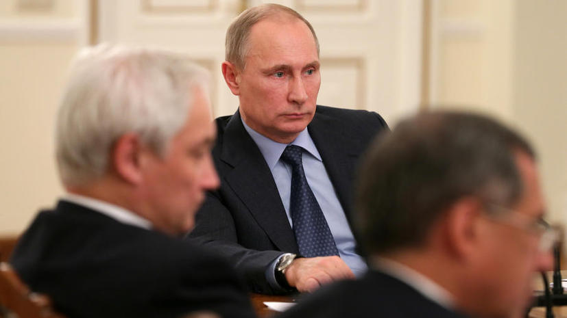 Дмитрий Песков: Президент России не собирается менять Конституцию страны
