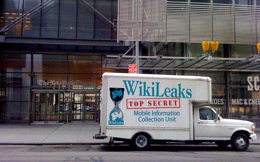 WikiLeaks подготовил сенсационный «Специальный проект К»