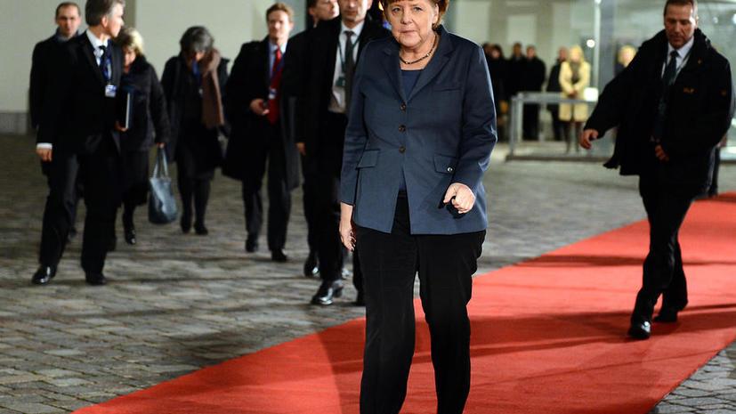 Ангела Меркель: Соглашение об ассоциации между Украиной и ЕС сегодня подписано не будет