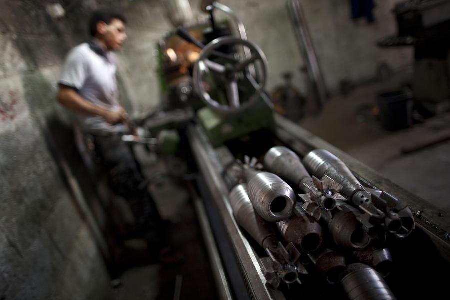Конгресс США заблокировал поставки оружия сирийской оппозиции