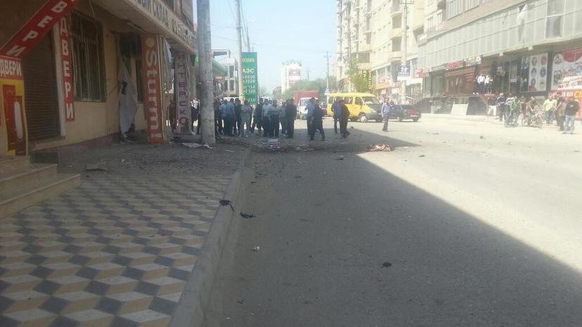 В Махачкале прогремел взрыв: погибли двое подростков