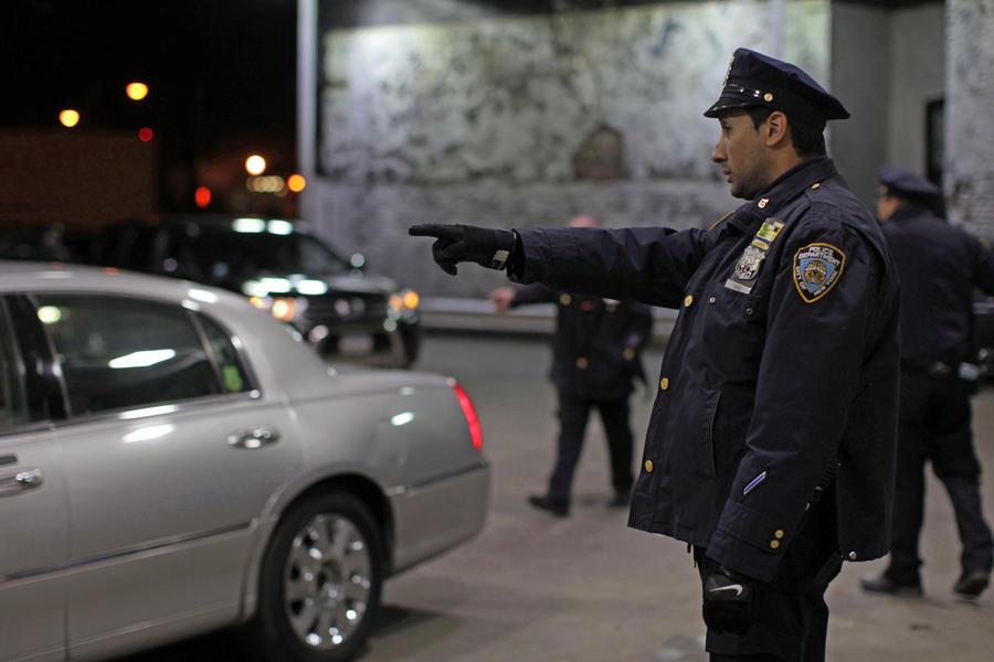 Полиция США незаконно составляет планы по числу необходимых арестов