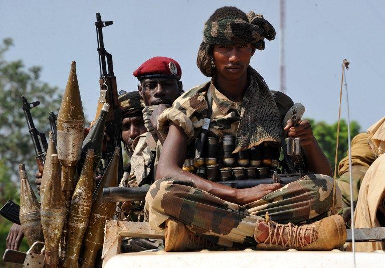 Войска Чада вошли в Мали