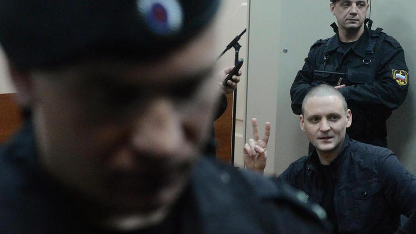Сергею Удальцову предъявлено обвинение в организации массовых беспорядков 6 мая 2012 года