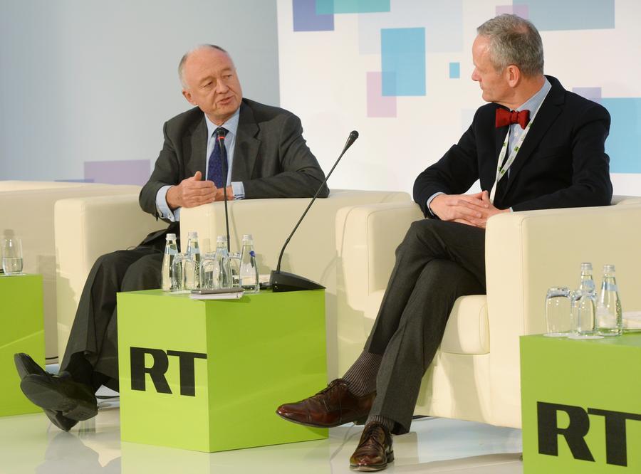 Бывший мэр Лондона: Почему я смотрю RT?  Потому что я вырос в мире, где мне лгали