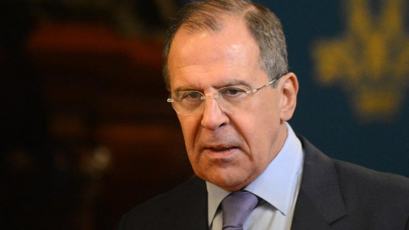 Лавров: Сирийской оппозиции нужно ответить своими предложениями на инициативы Асада