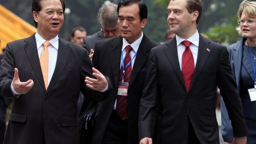 Россия планирует построить во Вьетнаме АЭС за 10 млрд долларов
