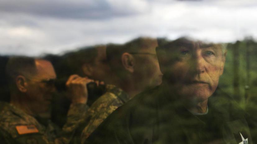 Министр обороны США Чак Хейгел: в Афганистане останутся 10 тыс. наших солдат