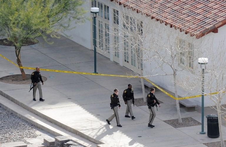 Неизвестный открыл стрельбу в школе в штате Невада
