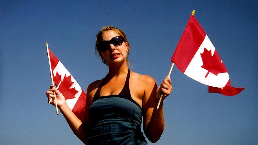 Жители Канады выступают против военного вмешательства в сирийский конфликт
