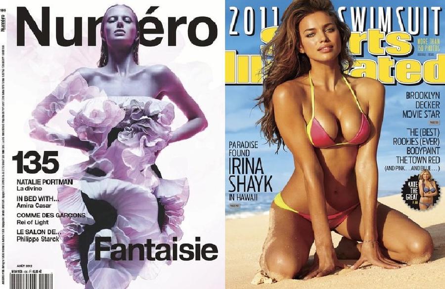 Россиянки украсили список самых сексуальных топ-моделей планеты
