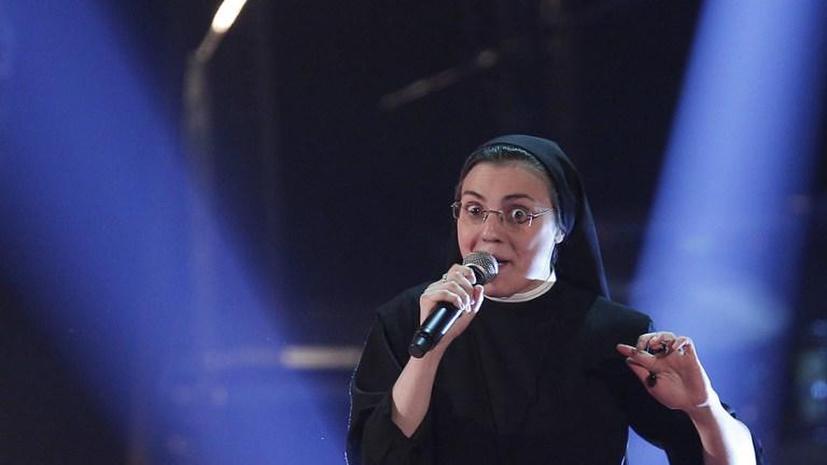 В итальянском шоу «Голос» победила монахиня из Милана