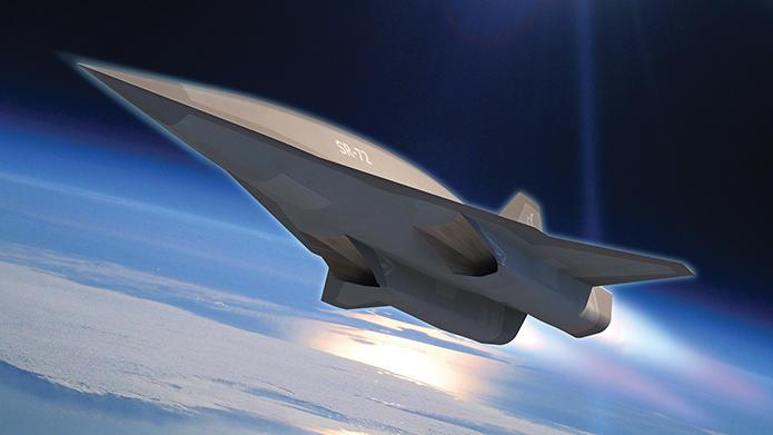 В США создают гиперзвуковой беспилотник-шпион