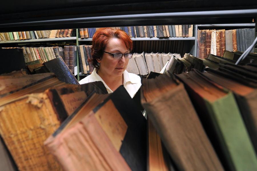 Бессонную ночь в столице можно будет скоротать и в библиотеке